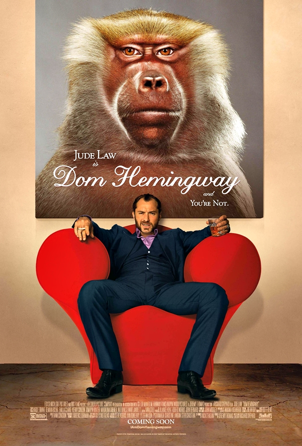 Dom Hemingway póster