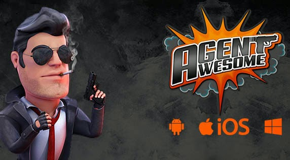 Agent Awesome Gameplay