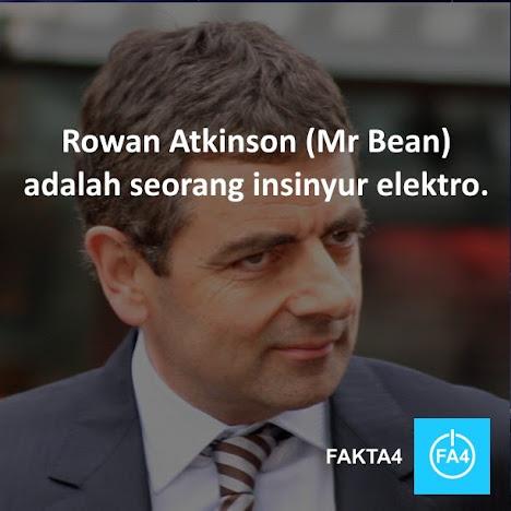 Mr. Bean adalah Seorang Insinyur