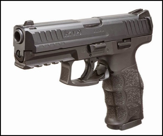 Gun reviews hk vp9 for Koch 63 od manual