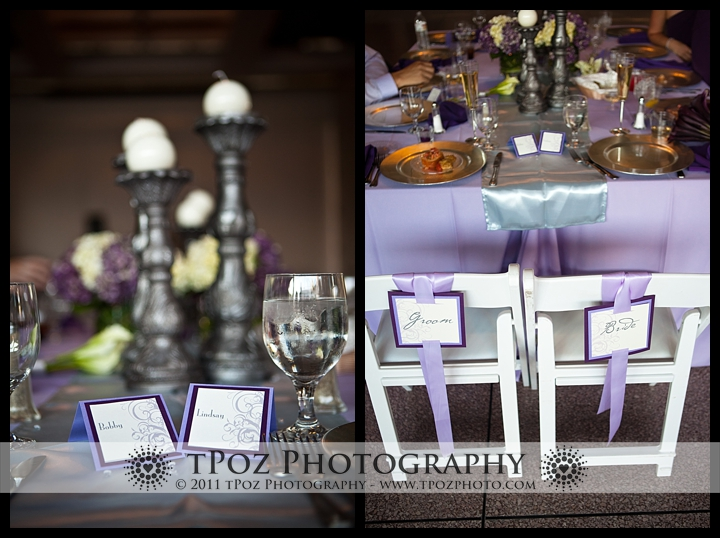 Johns hopkins glass pavilion wedding reception