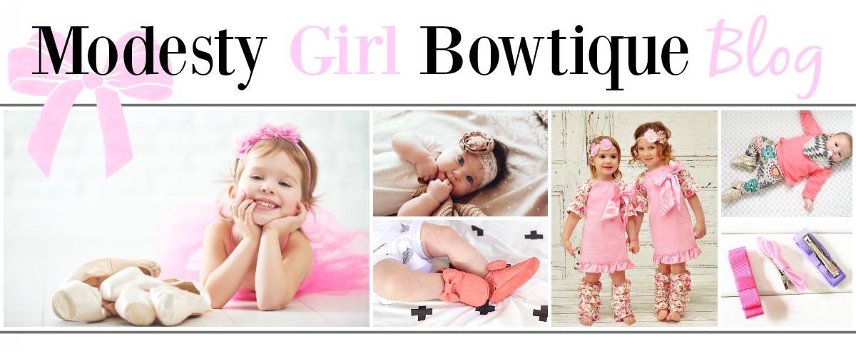 Modesty Girl Bowtique