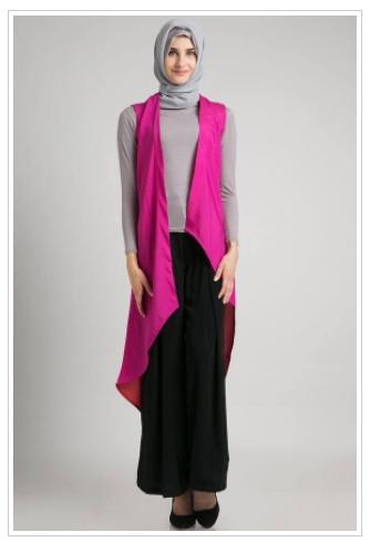 Style Fashion Busana Muslim Untuk Kerja Di Tahun 2016