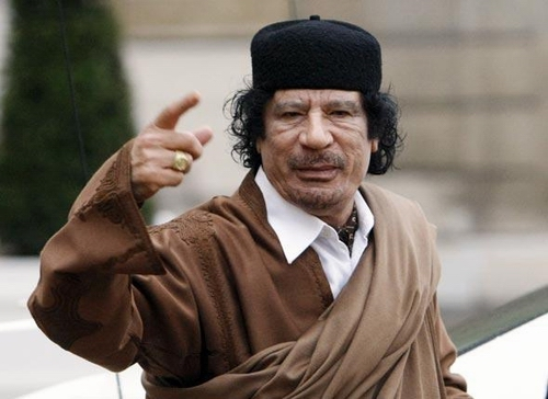Testament Kaddafiego