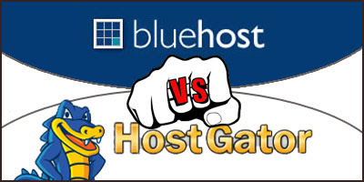 BlueHost Vs Hostgator (Webhosting Comparison)
