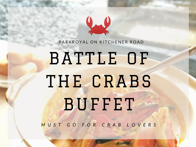 Singapore Crab Buffet PARKROYAL
