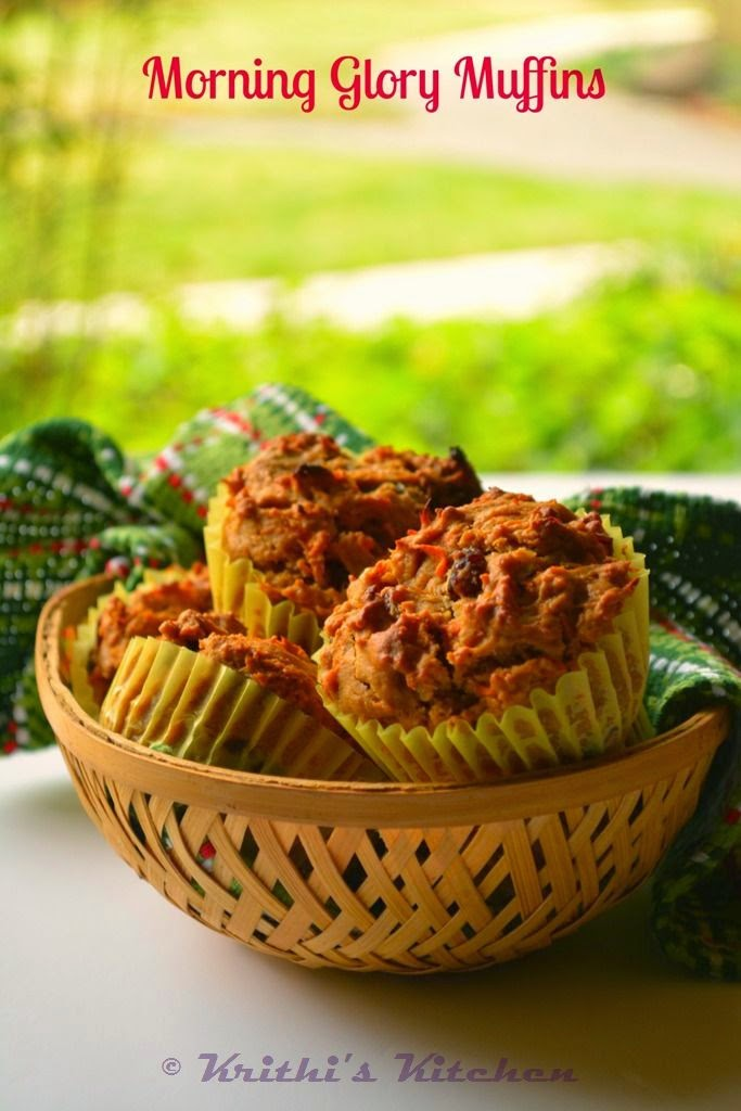 ... Morning Glory Muffins (Low Calorie/Vegan) | Muffins and Quick Bread