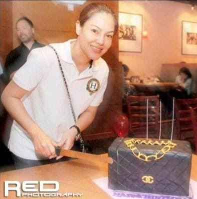 Gambar Majlis Hari Lahir Datin Paduka Umie Aida