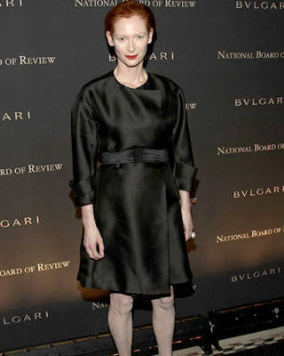 Tilda Swinton at the National Board of Review of Motion Pictures Annual Awards Gala