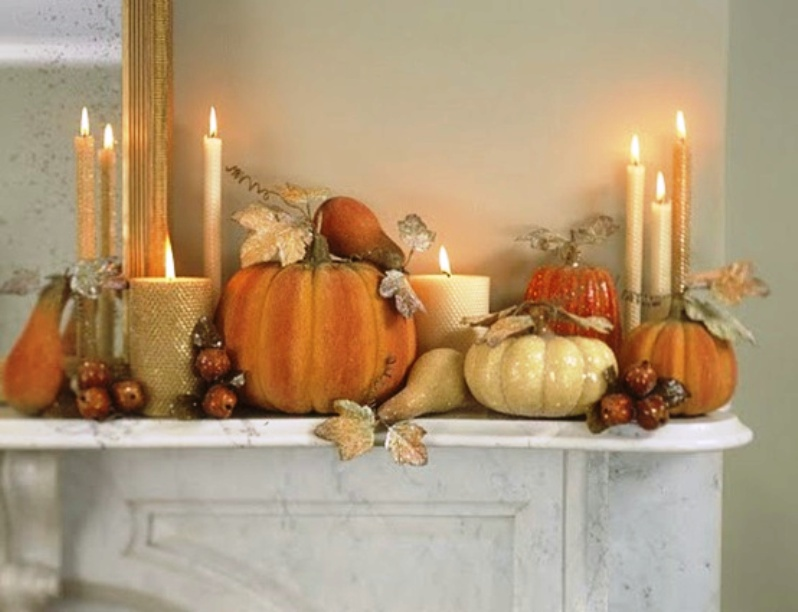 Ciao newport beach halloween mantels