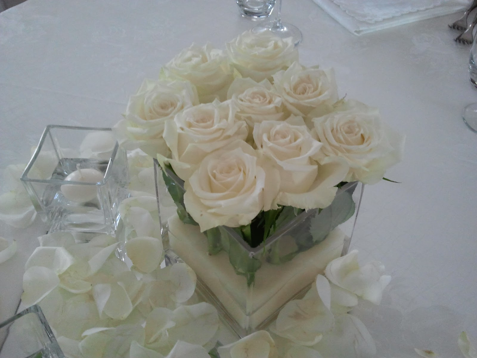 Mareventi wedding planner ravenna allestimenti floreali for Centrotavola matrimonio candele