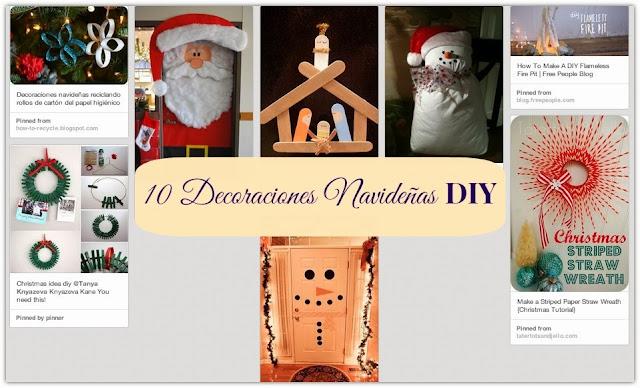 decoraciones navideñas diy christmas ideas