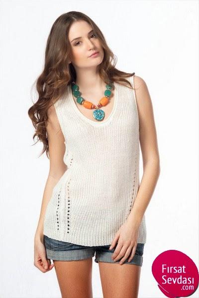 En Yeni Moda Bayan Kazak Modelleri