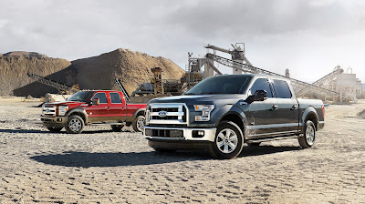 2015 Ford F-150 and F-Series Super Duty Earn Vehicle Satisfaction Awards