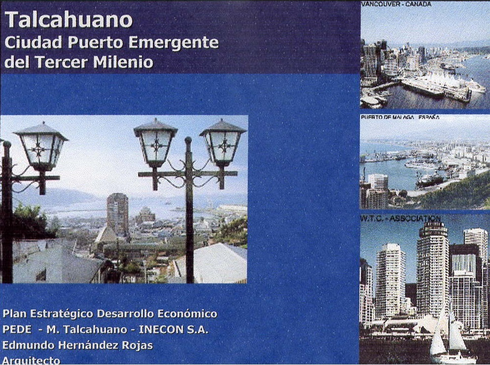 PLAN CITY MARKETING TALCAHUANO - 2003