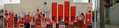 KEXP Mural