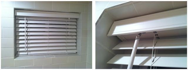 Diy english basement renovation blinds redovercoat com for Window coverings for small basement windows