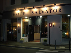 HOTEL SALVATOR: o vous dormez! / where you are sleeping