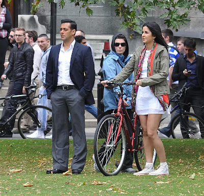 Free Download Ek Tha Tiger movie wallpapers