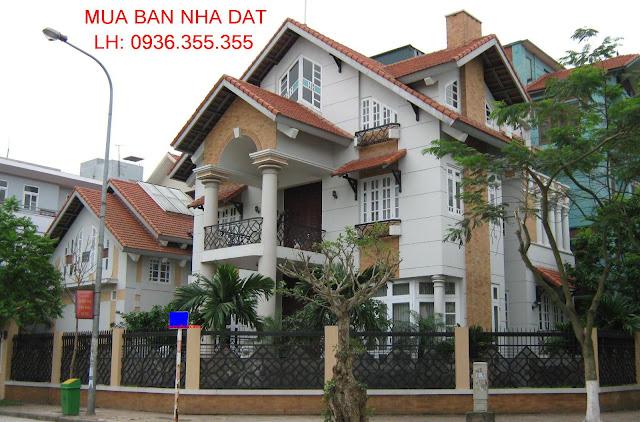 Bán Biệt Thự Dịch Vọng Quận Cầu Giấy