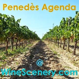 Penedès Agenda @ WineScenery.com