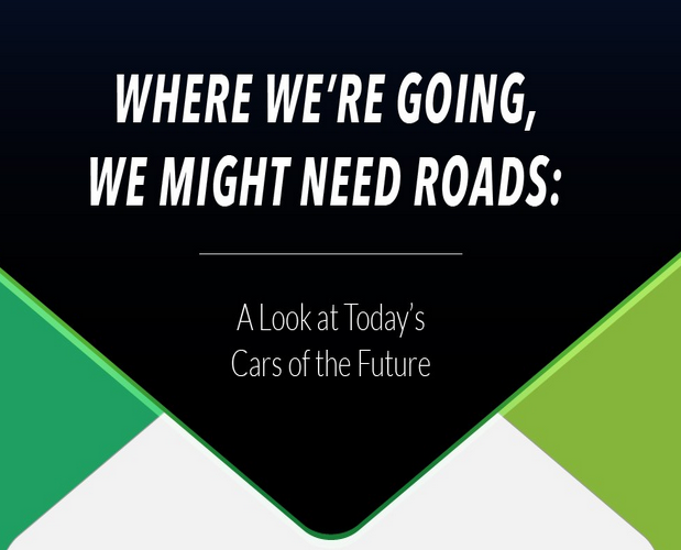 Infographic: The Future Looks Bright for the Modern Vehicle