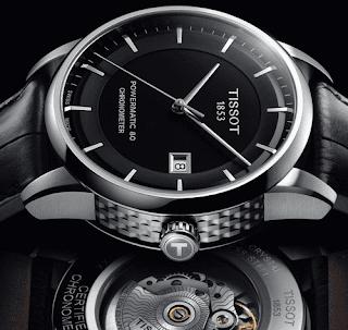Basel 2013 Tissot Luxury Automatique