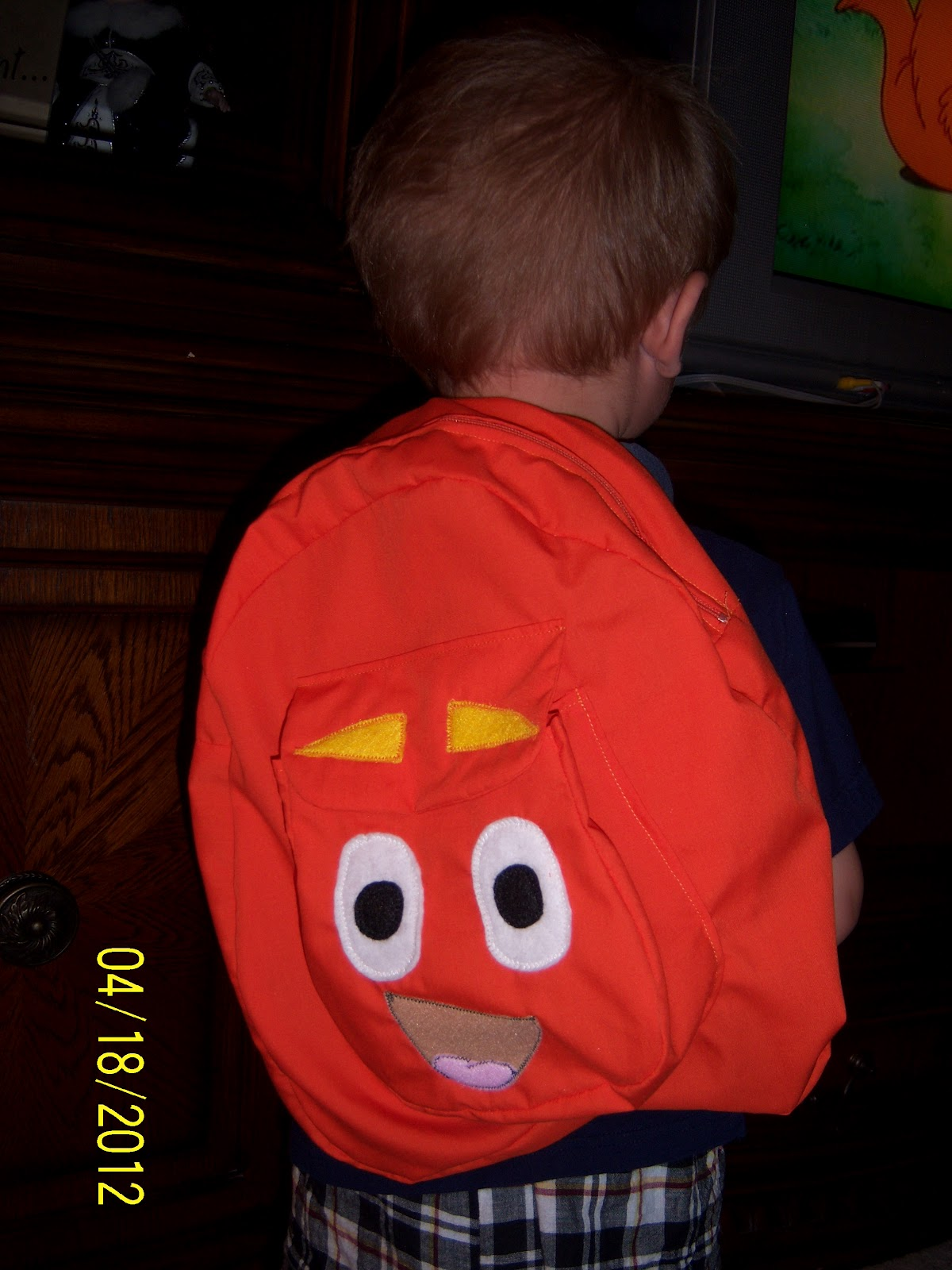 Rescue Pack From Go Diego Go