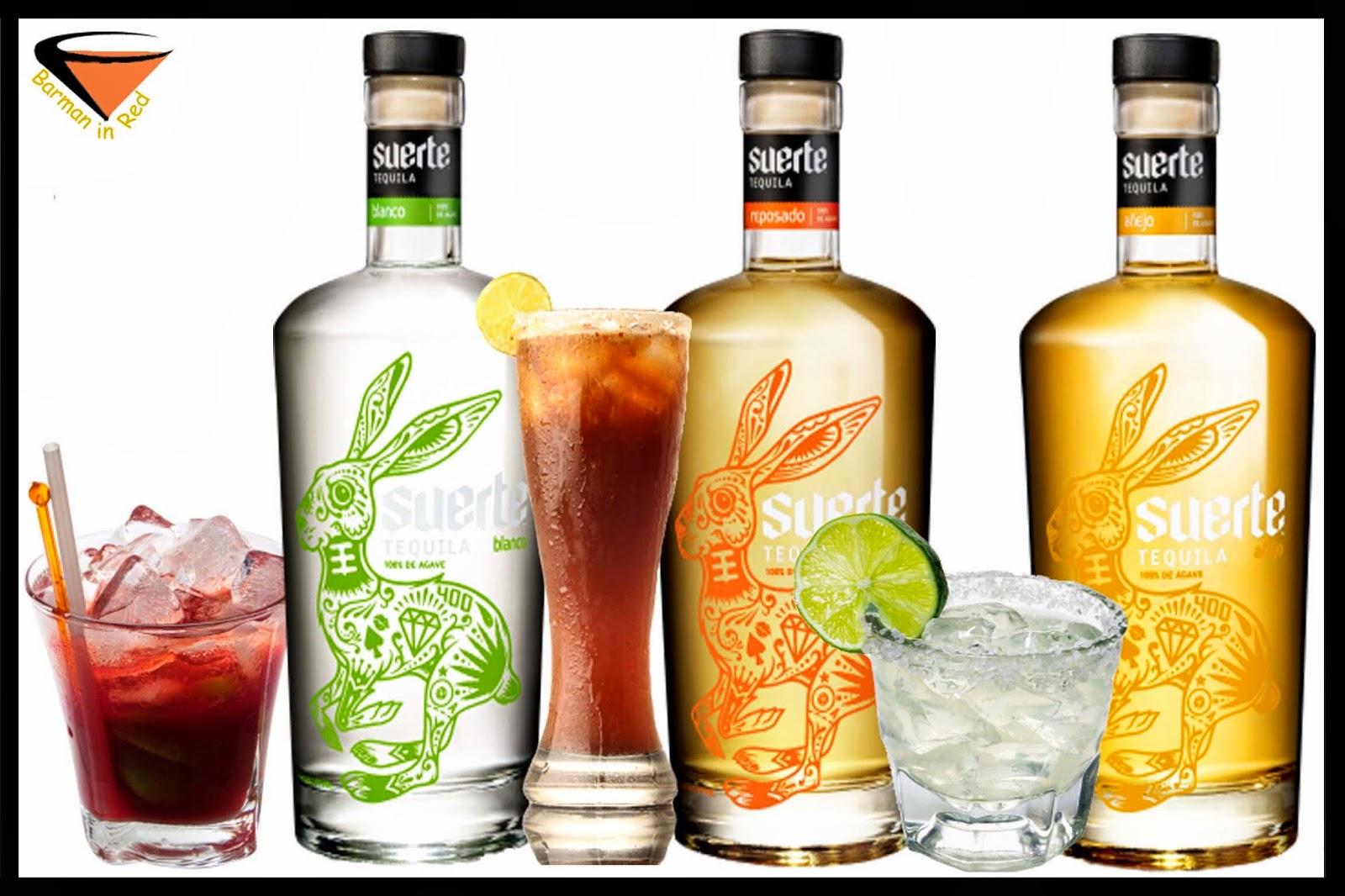 Tequila Suerte