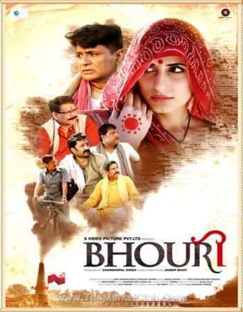 Bhouri 2016 Hindi 400MB HDRip 480p ESubs [Bootstrap]