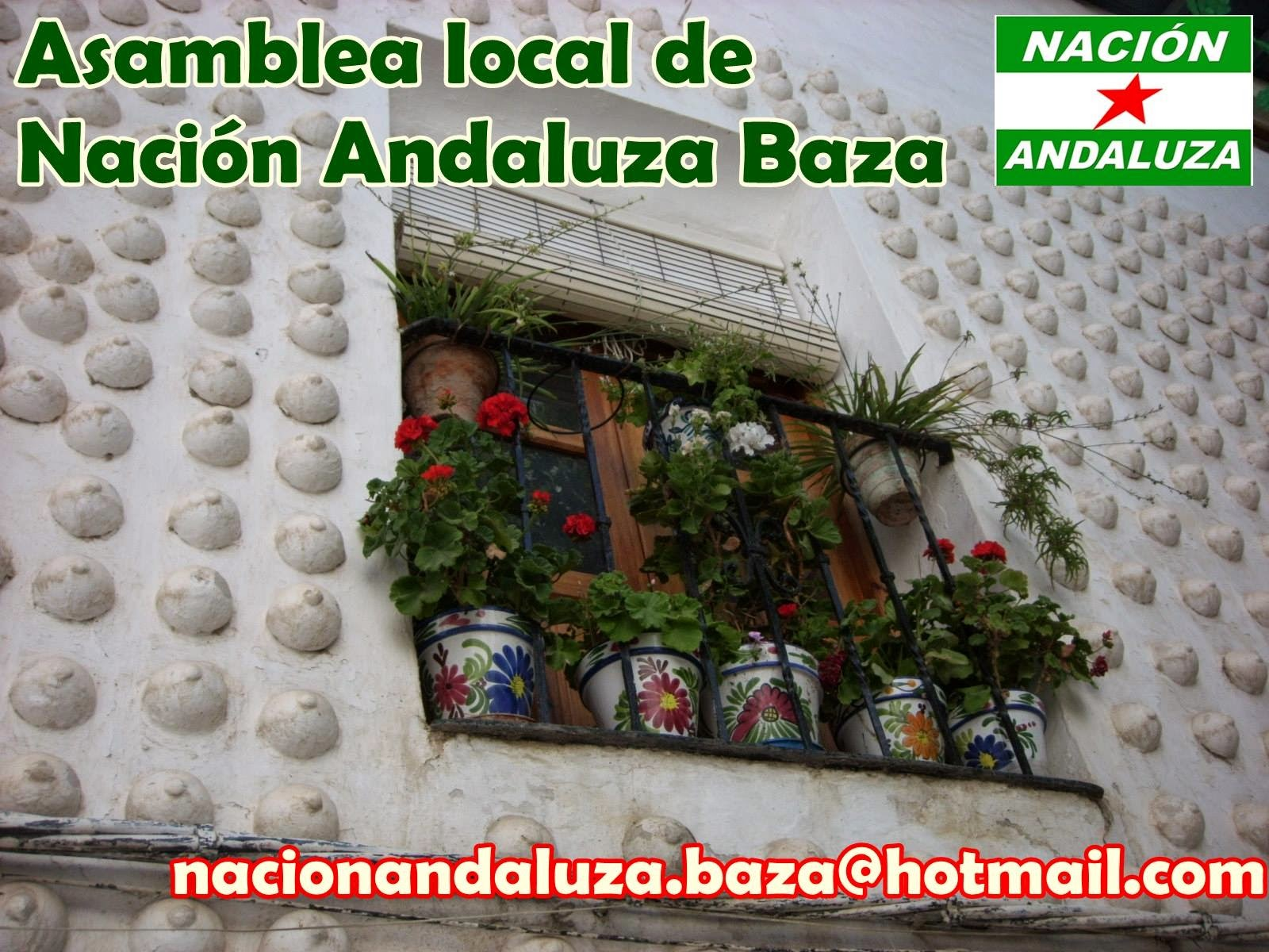 Nación Andaluza-Baza