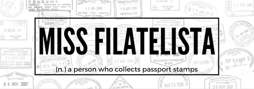 Miss Filatelista | Luxury Travel + Responsible Lifestyle