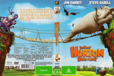 Dr. Seuss' Horton Hears a Who DVD