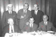 REUNION DE MAESTROS AÑO 1966