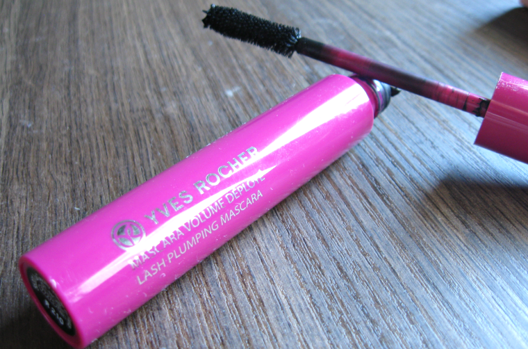 pudrijerica yves rocher lash plumping mascara