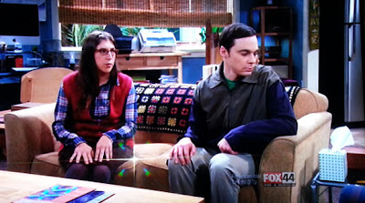 Crocheted Granny Afghan from Big Bang Theory