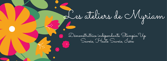 Les ateliers de Myriam