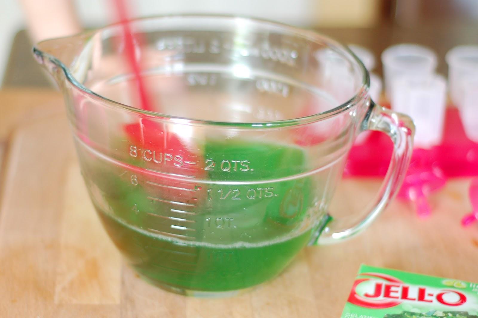 Ring Of Jello Shots