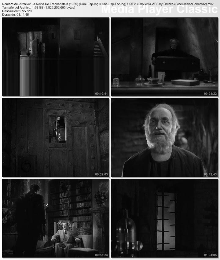 Imagenes de la película: La novia de Frankenstein | 1935 | The Bride of Frankenstein