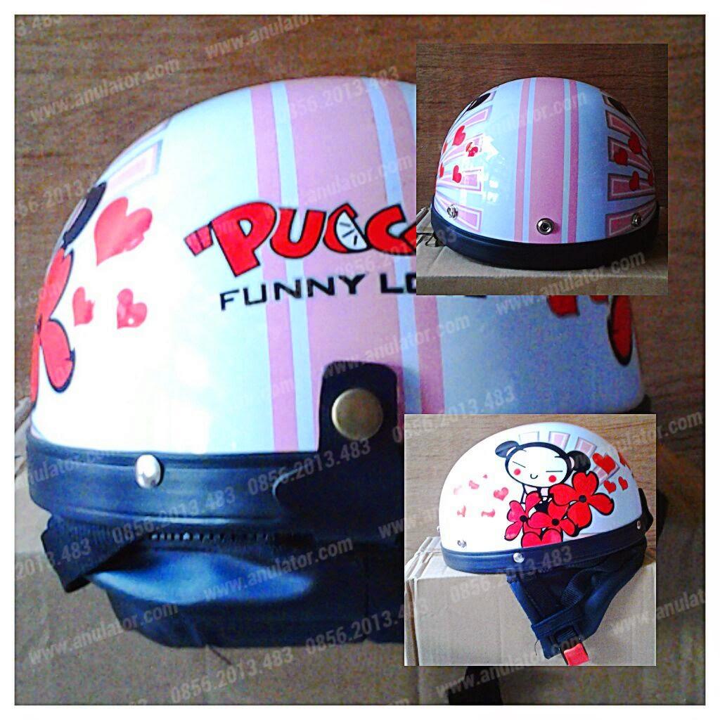 Pink Pucca