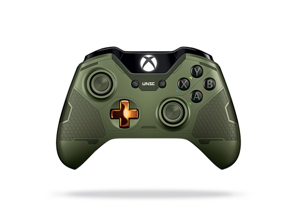Xbox One Limited Edition Halo 5: Guardians Wireless Controllers