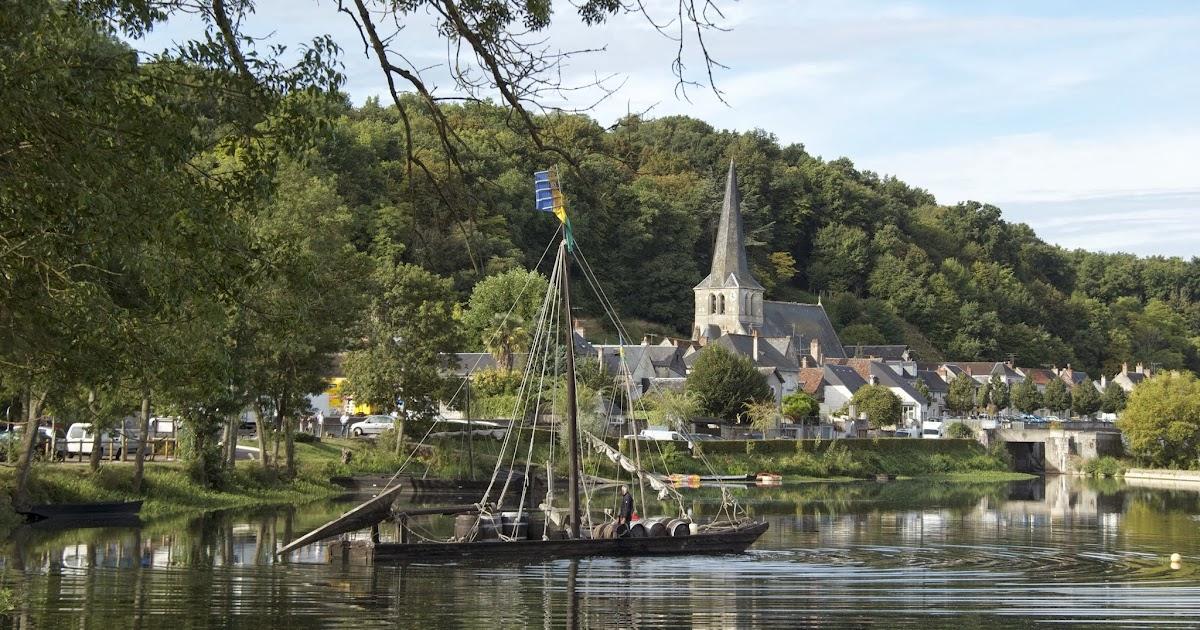 Autour de Tours: De Savonnières à Bréhémont : 17 km en canoë