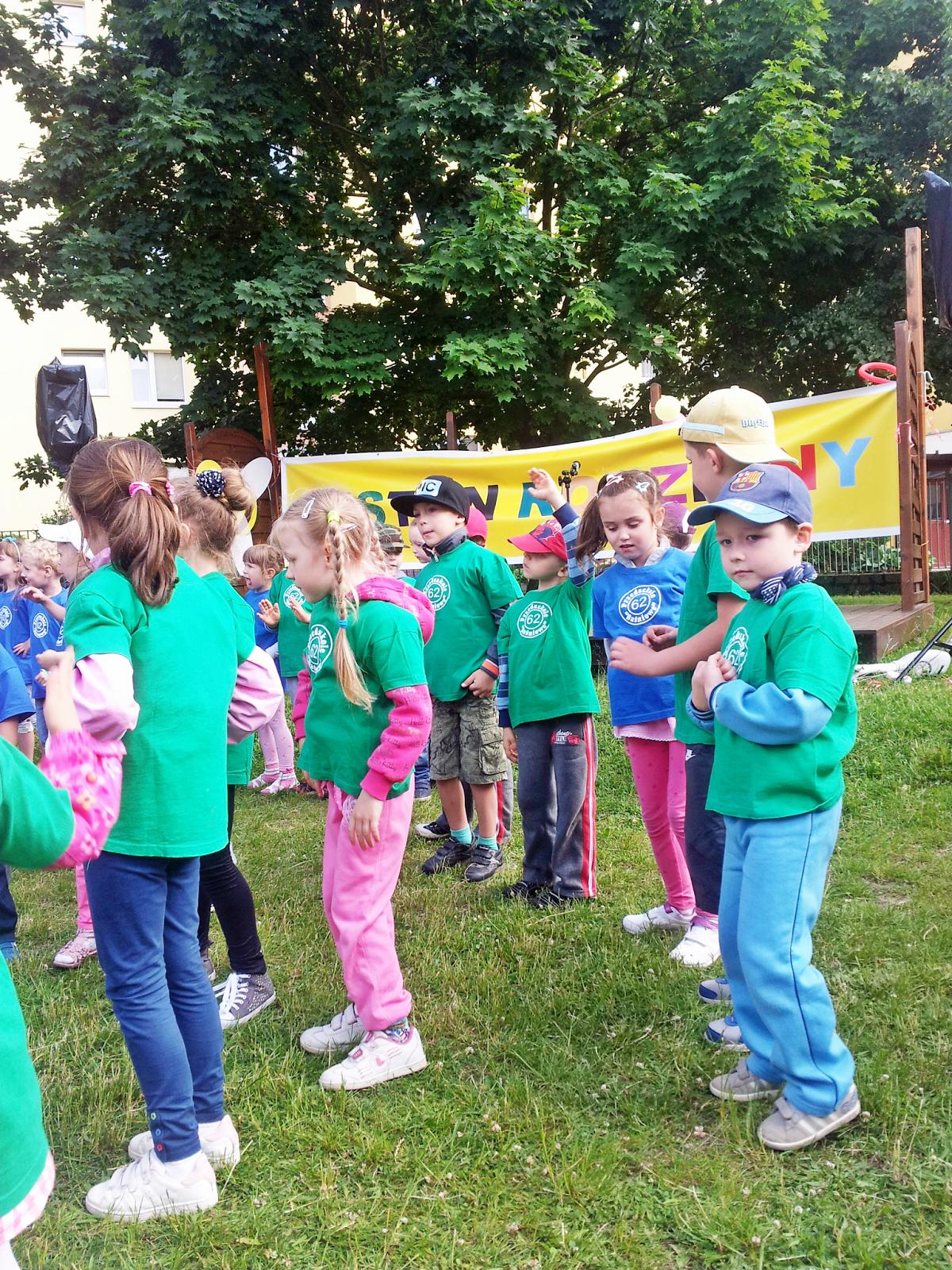 przedszkole baśniowe,szczecin przedszkole baśniowe,przedszkolaki,występu przedszkolne,festyn rodzinny
