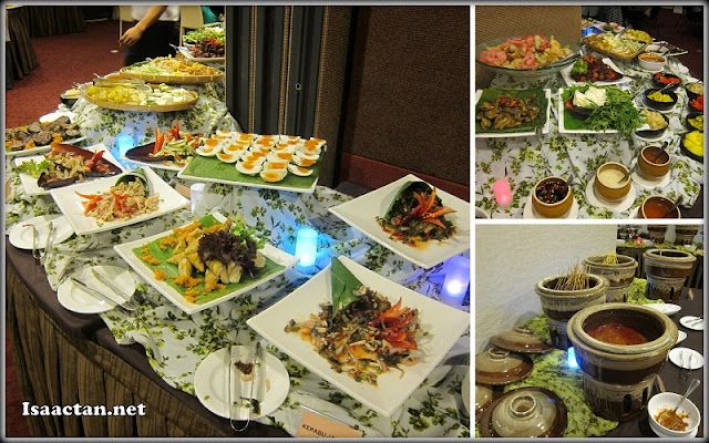 GTower Ramadhan Buffet Preview Night