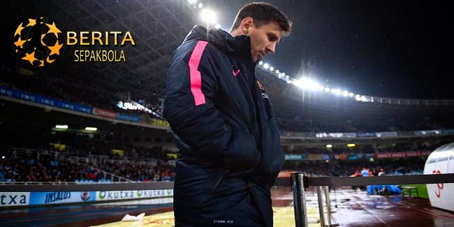 Messi Bikin Barcelona Kian Panas