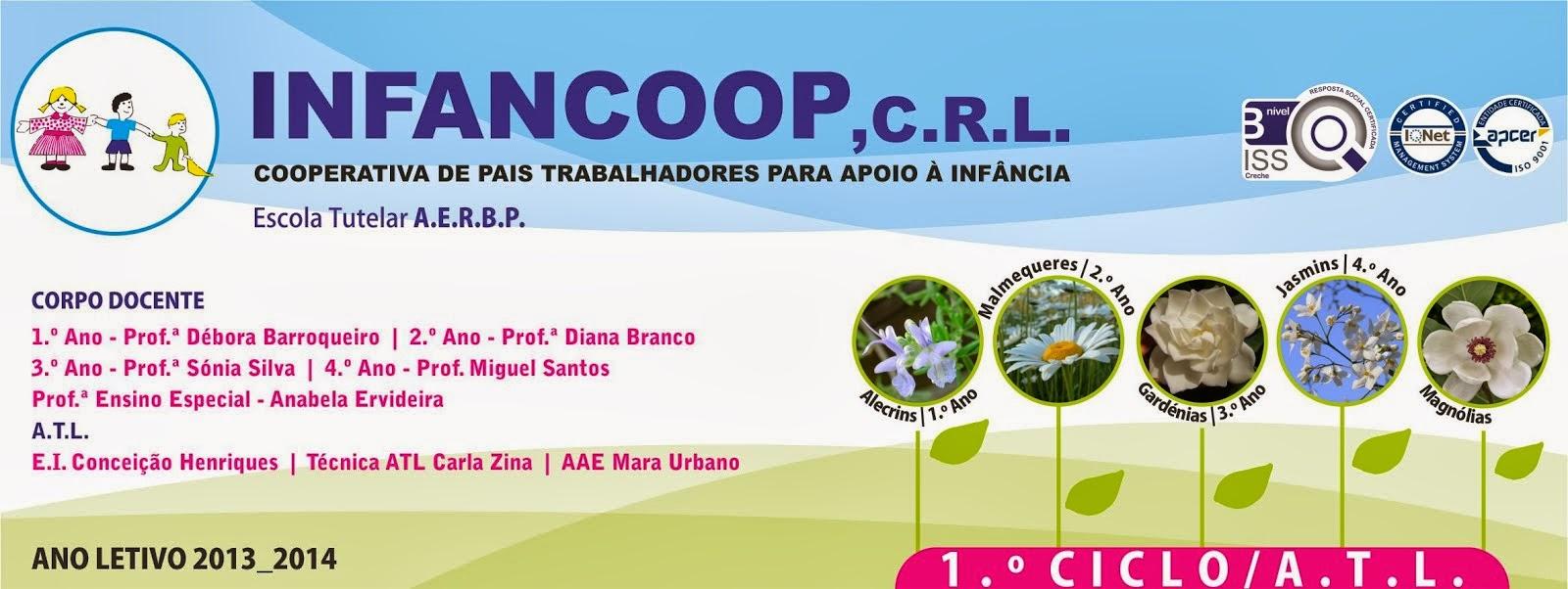 1.º Ciclo na Infancoop