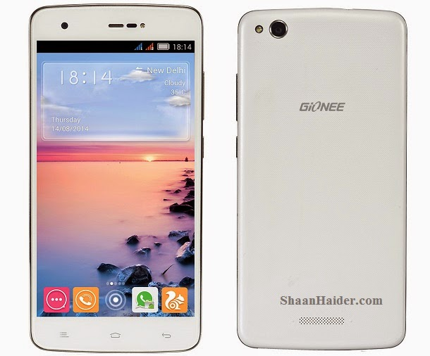 Gionee CTRL V6L LTE - Full Specs, Features and Price
