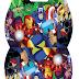 Avengers: Free Printable Pillow Box.