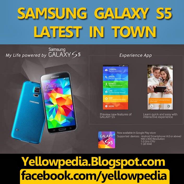 Samsung Galaxy S5 Latest Samsung Phone