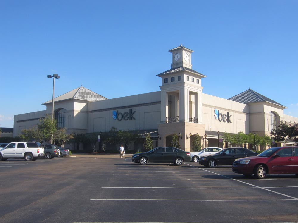Clothing stores in meridian ms